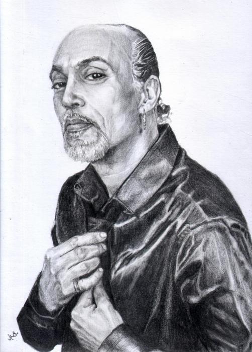 Ahmed Mouici por ElenaKosheleva